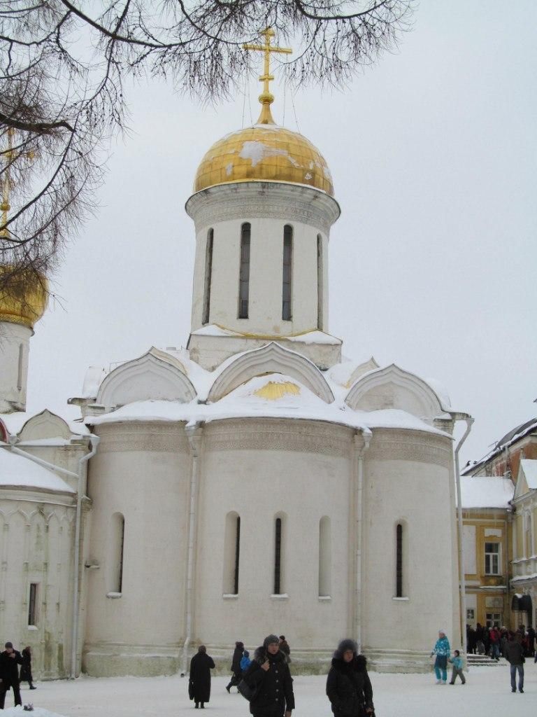 Хотьково и Троице-Сергиева лавра
