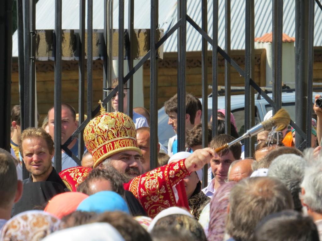 крестный ход, митрополит Нижегородский и Арзамасский Георгий (Данилов Василий Тимофеевич)