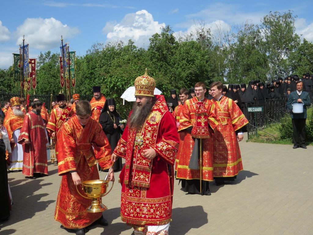 митрополит Нижегородский и Арзамасский Георгий (Данилов Василий Тимофеевич)