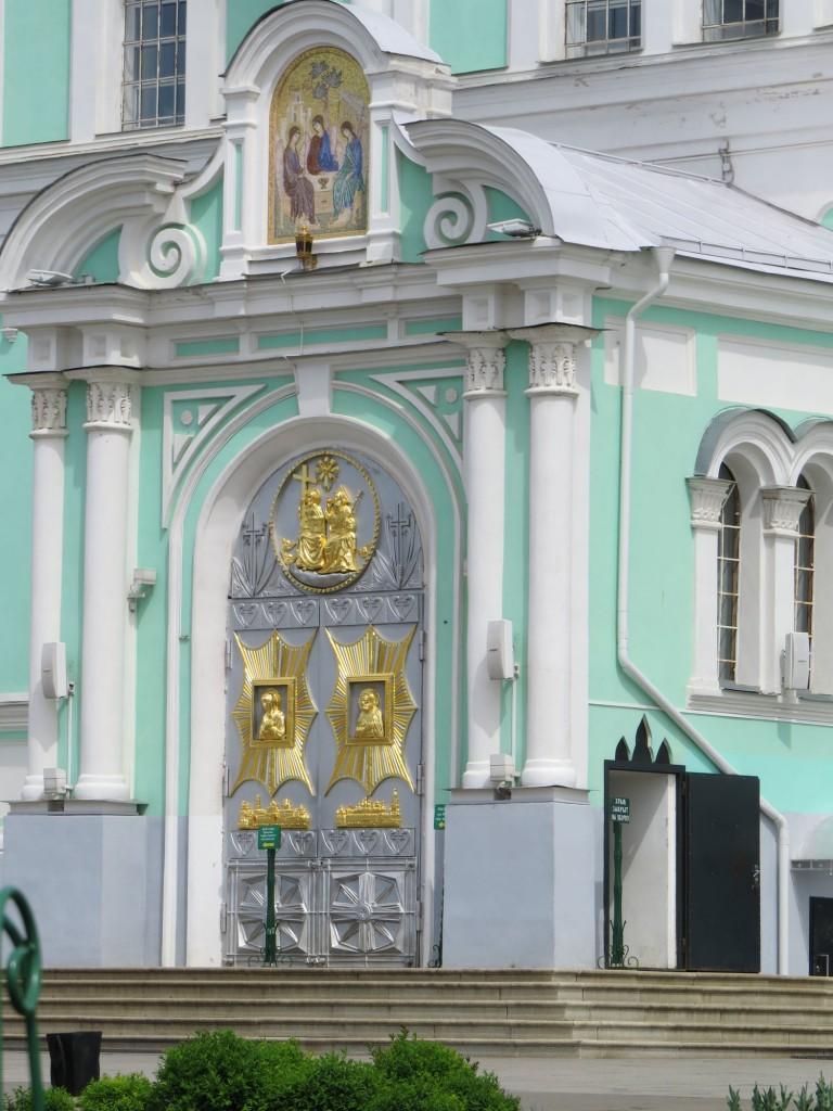 Троицкий собор в Свято-Троицком Серафимо-Дивеевском монастыре (Дивеево)