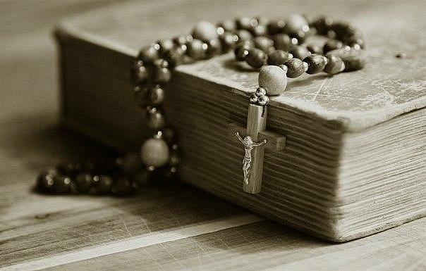 молитва крест молитвослов и Евангелие